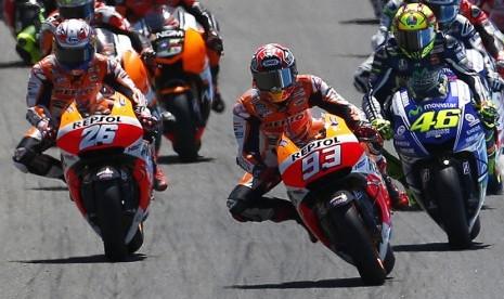 Ini Kalender Sementara MotoGP 2019