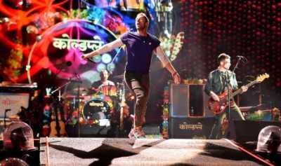 Coldplay Rilis Lagu untuk Imigran