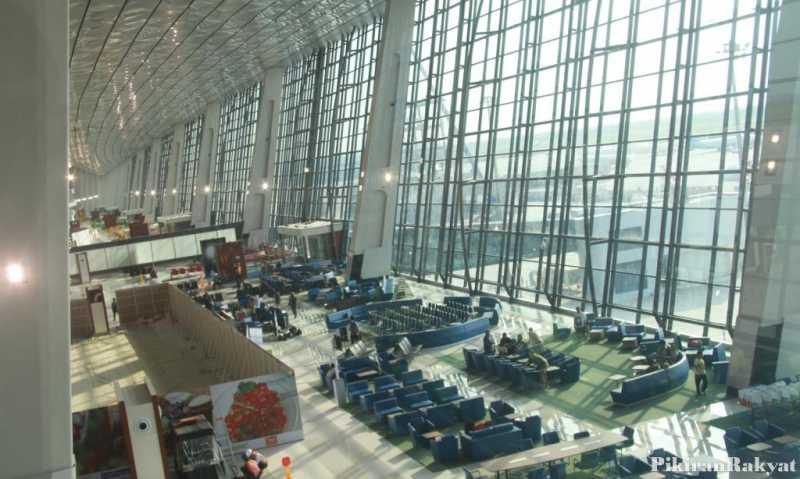 Mei, Penerbangan Internasional Garuda Pindah ke Terminal 3 Soekarno-Hatta