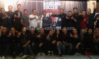 Bandung Soccer Celebrity, Sepak Bola Menyatukan Perbedaan Profesi