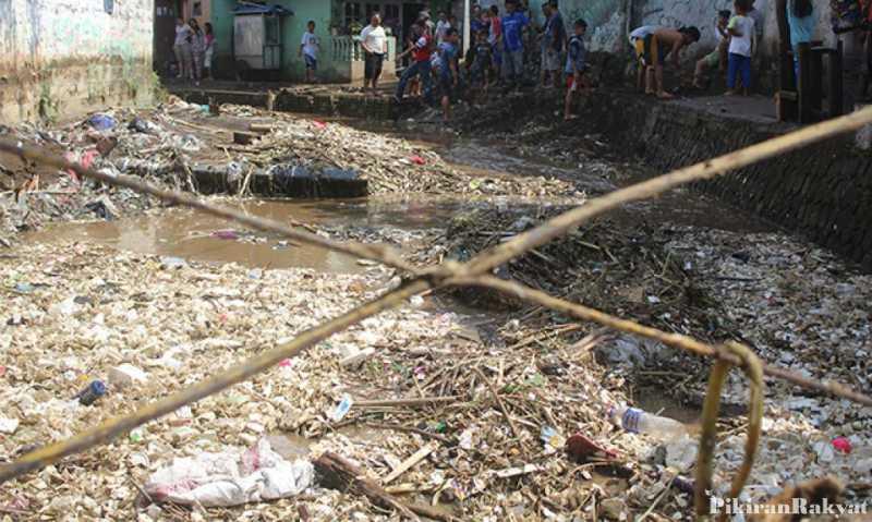Banjir Terparah Hantam Kawasan Perkotaan Cianjur