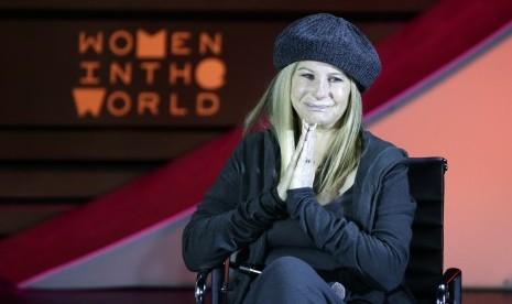 Barbra Streisand Kloning Anjing Kesayangannya