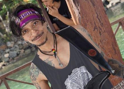 Ditangkap, Bassis Boomerang Ngaku Pakai Narkoba untuk Obati Paru-paru