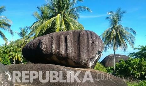 Misteri Batu Berlafaz Allah di Alif Stone Park
