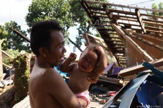 Ibunda Wafat Karena Gempa, Bayi Alfia butuh ASI
