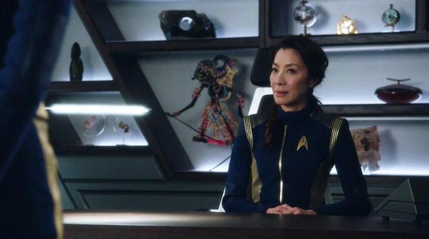 Ada Wayang Kulit di Serial Star Trek: Discovery