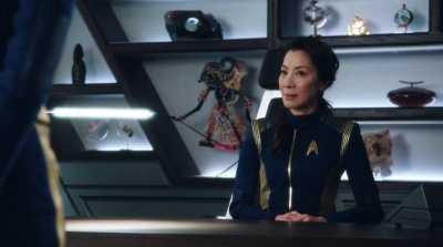 Wayang Kulit di Serial 'Star Trek: Discovery'