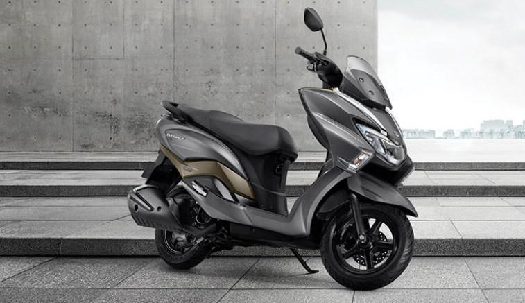 Suzuki Masih Punya Burgman 125 untuk Bersaing dengan Lexi dan Vario