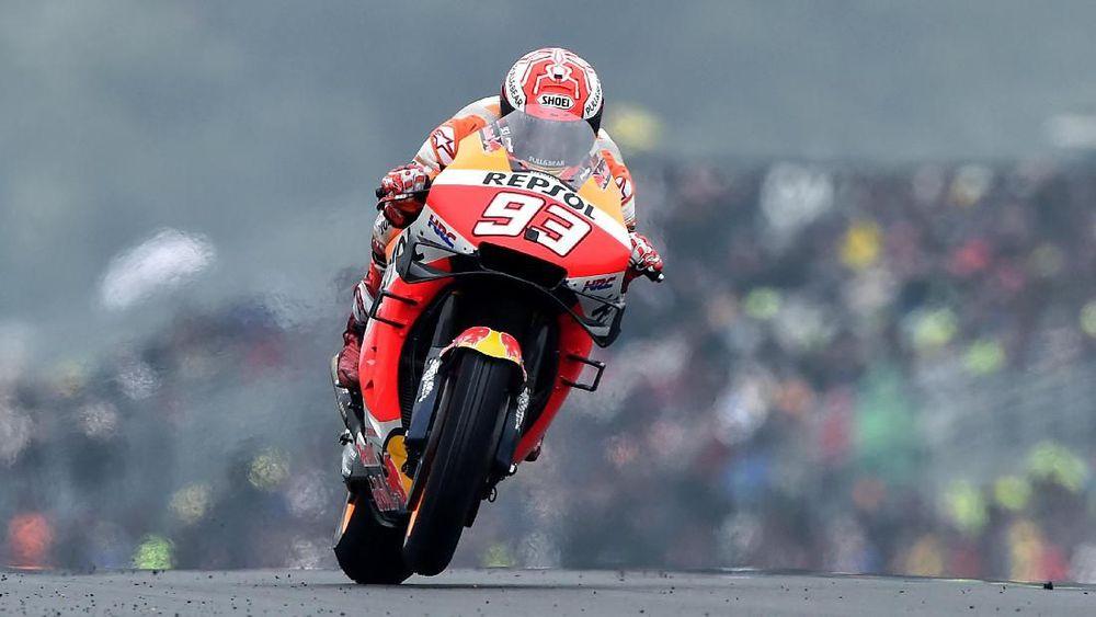 Statistik Buruk Marc Marquez di MotoGP Italia