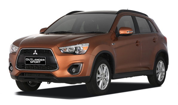 Mitsubishi Indonesia `Recall` 17.064 Unit Outlander Sport