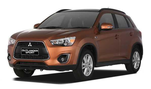 Mitsubishi Indonesia `Recall` 17.064 Unit Outlander Sport