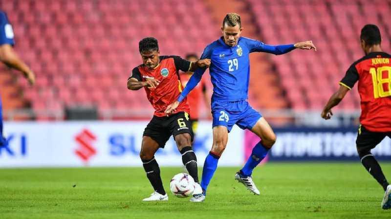 Rizky dan Andik Bicara Kekuatan Baru Thailand di Piala AFF
