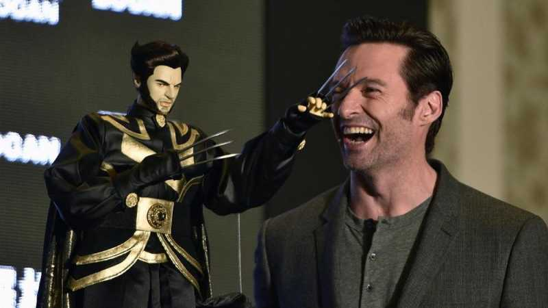 Hugh Jackman Pecahkan Rekor Dunia Berkat Wolverine