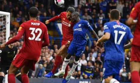Chelsea Dikalahkan Liverpool 1-2, Frank Lampard Tetap Bangga