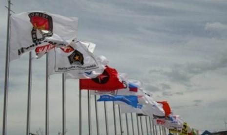 KPU Tetapkan 14 Parpol Jadi Peserta Pemilu 2019