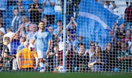 Manchester City Menang atas Watford 8-0