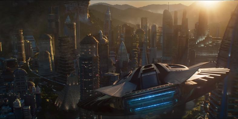 Inikah Bakal Calon Kota Wakanda di Dunia Nyata?