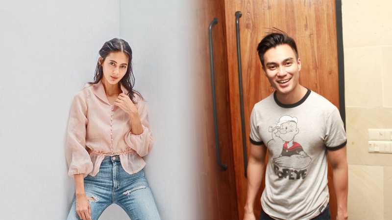 Baim Wong Rayakan Idul Fitri Bersama Kekasih Baru