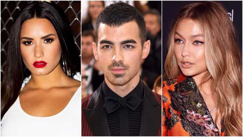 5 Selebriti Cantik yang Pernah Mengisi Hati Joe Jonas