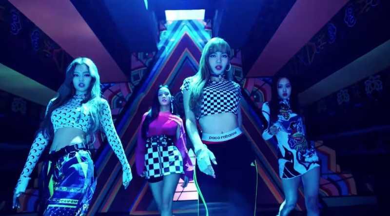 Pecahkan Rekor BTS, Video Ddu-du Ddu-du BlackPink Telah Ditonton 450 juta Kali
