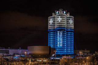 BMW ubah nama markas jadi Four Batteries