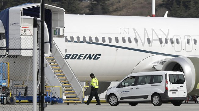 Ada Apa di Balik Kecelakaan Beruntun Boeing 737 Max?