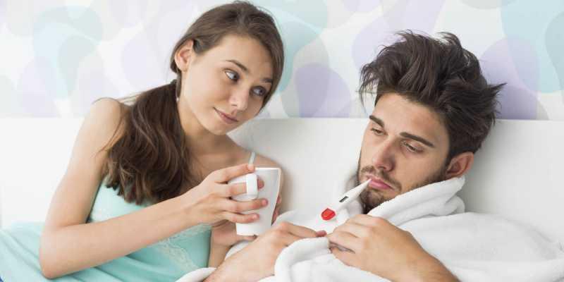 Bolehkah Berhubungan Seks Saat Sedang Sakit Flu?