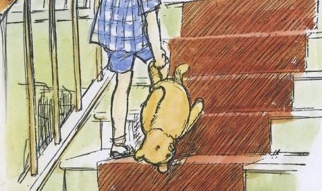 Winnie the Pooh Terinspirasi dari Beruang Bernama Growler