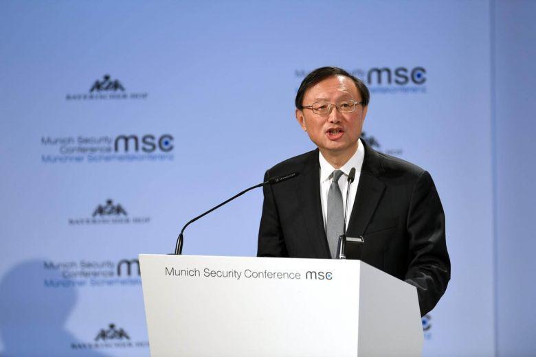 Bela Huawei, Begini Kata Pentolan Partai Komunis China