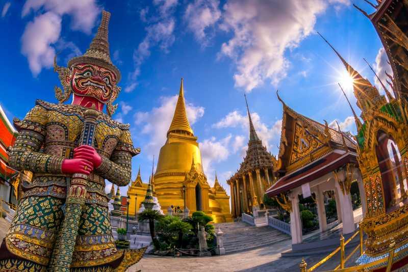 Kalahkan Paris, Bangkok Jadi Destinasi Paling Populer di Dunia