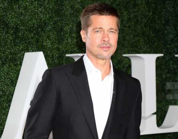Ternyata Brad Pitt dan Leonardo DiCaprio Pernah Jadi Fanboy Luke Perry