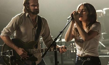 Lady Gaga Akui Kaget Bradley Cooper Dapat Menyanyi