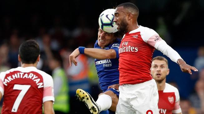 Jelang Arsenal vs Chelsea, Tuan Rumah Melempem Jumpa The Big Six