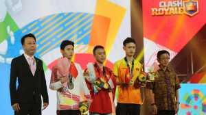 Atlet Peraih Emas Cabang eSports Sempat Demam Sebelum Laga Final
