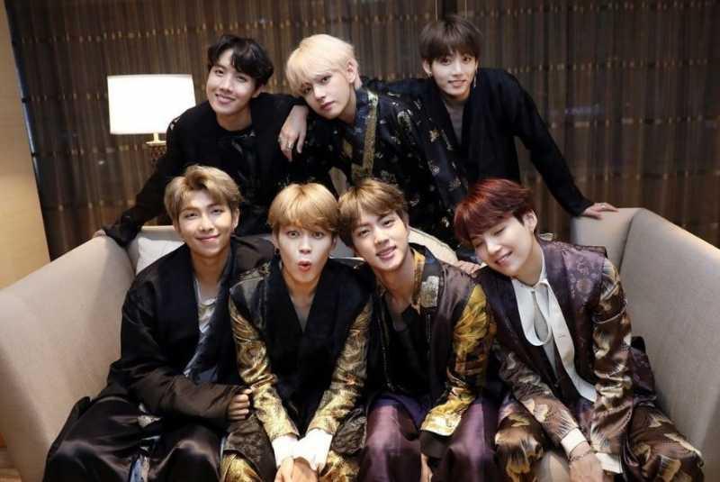 BTS Mendunia, Keuntungan Big Hit Entertainment Meningkat Lebih dari 100 Persen