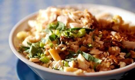 Bubur Ayam akan Jadi Kuliner Andalan di Sukabumi