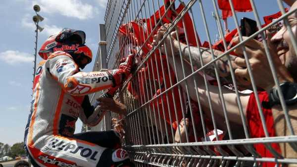 Marquez Bakal Kesulitan di MotoGP Prancis