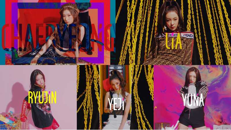 JYP Entertainment Perkenalkan Girlband Baru, Itzy