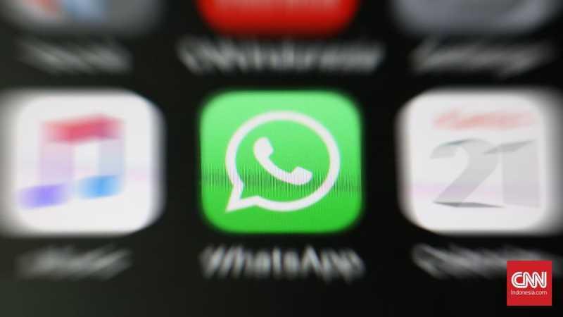 Pemerintah China Akhirnya Blokir Total Whatsapp