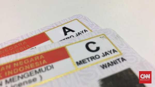 Polri Luncurkan Smart SIM dan Aplikasi SIM Online Resmi