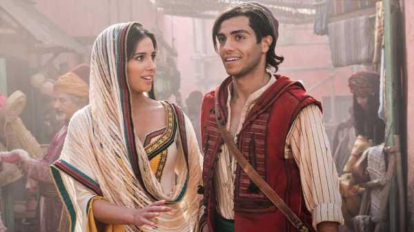 Naomi Scott Cuek soal Polemik Peran Jasmine di Aladdin