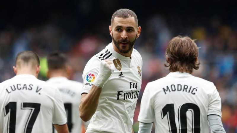 Serba Emas di Jersey Baru Madrid Musim 2019/2020
