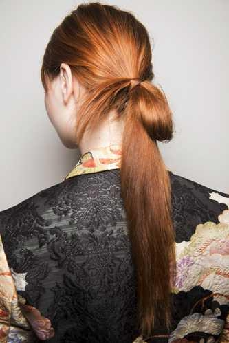 Inspirasi Gaya Rambut Untuk ke Pesta