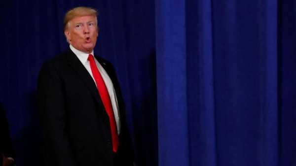 Trump Disebut Hadiri Pertemuan soal Tutup Mulut Bintang Porno