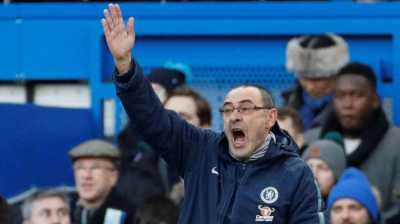 Sarri Marah Chelsea Tur ke AS Jelang Final Liga Eropa