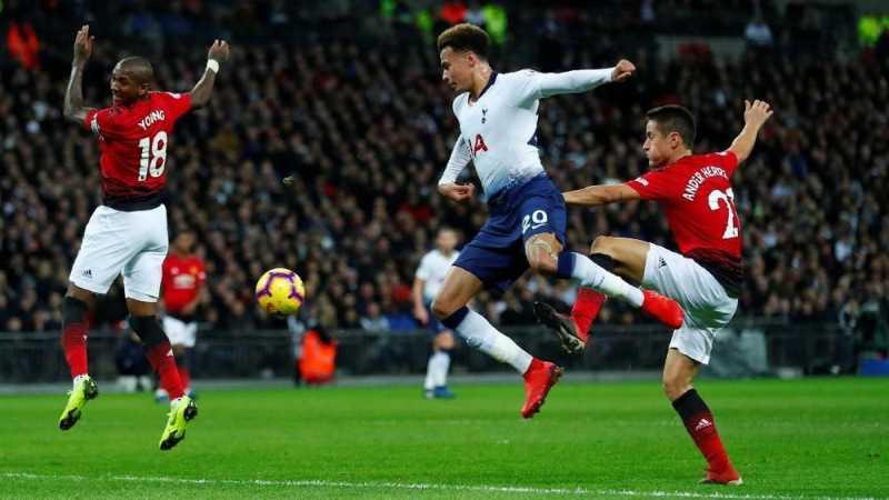 Jadwal ICC 2019: Tottenham Hotspur vs Man United