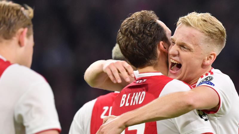 Kalahkan PSV, Ajax Juara Piala Super Belanda