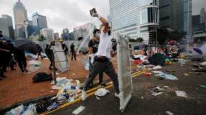RUU Ekstradisi Bawa Hong Kong pada Kerusuhan Terparah