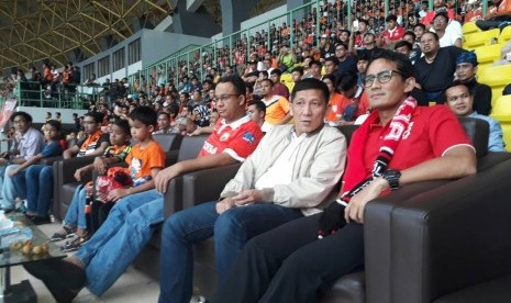 Janji Sandi: Stadion Sekelas Old Trafford Dibangun pada 2018