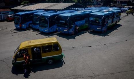 Kota Bandung Berlakukan Tarif Bus Rp 1 untuk Buruh dan Guru